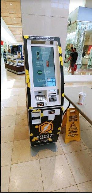 LibertyX Bitcoin ATM - Bancomat in Charlotte