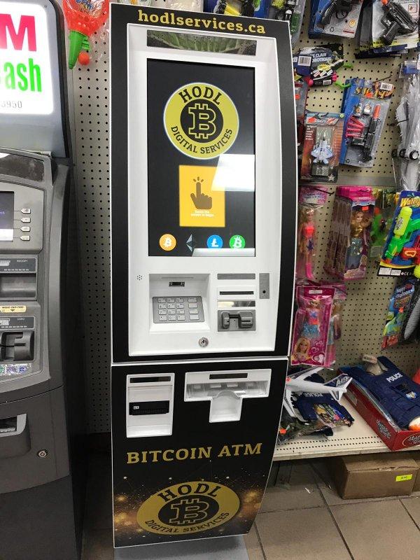 toronto bitcoin atm