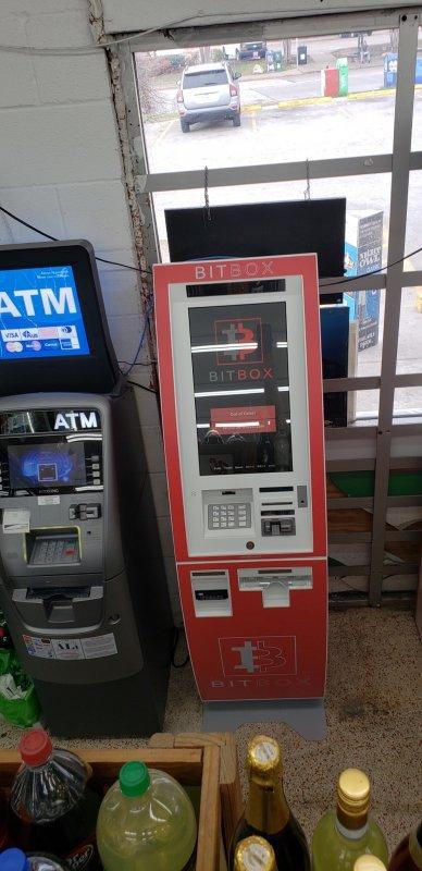 bitcoin atm macchina a austin texas