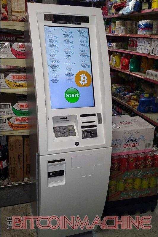 Bitcoin Atm Radar Toronto