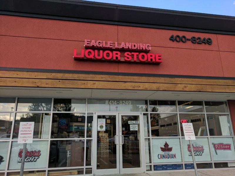 Bitcoin Atm In Chilliwack Eagle Landing Liquor Store