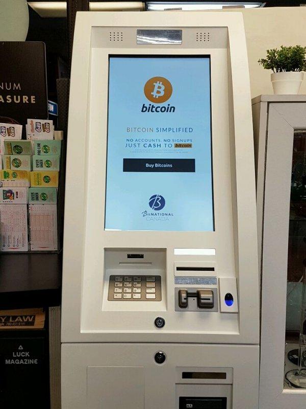 bitcoin edmonton