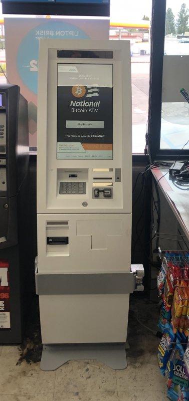 Bitcoin ATM in der Nahe von mir Los Angeles