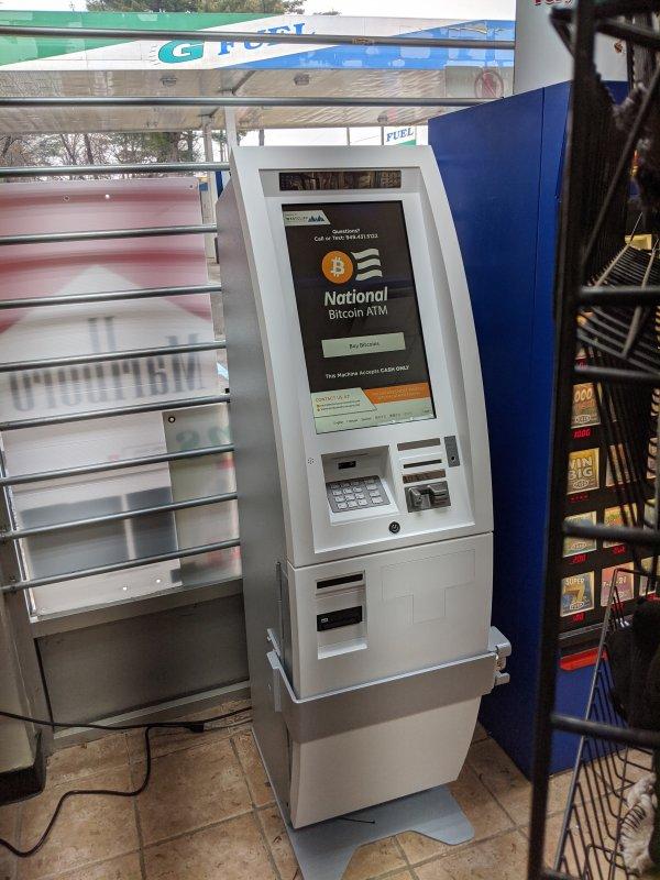Bitcoin ATM vicino Bristol
