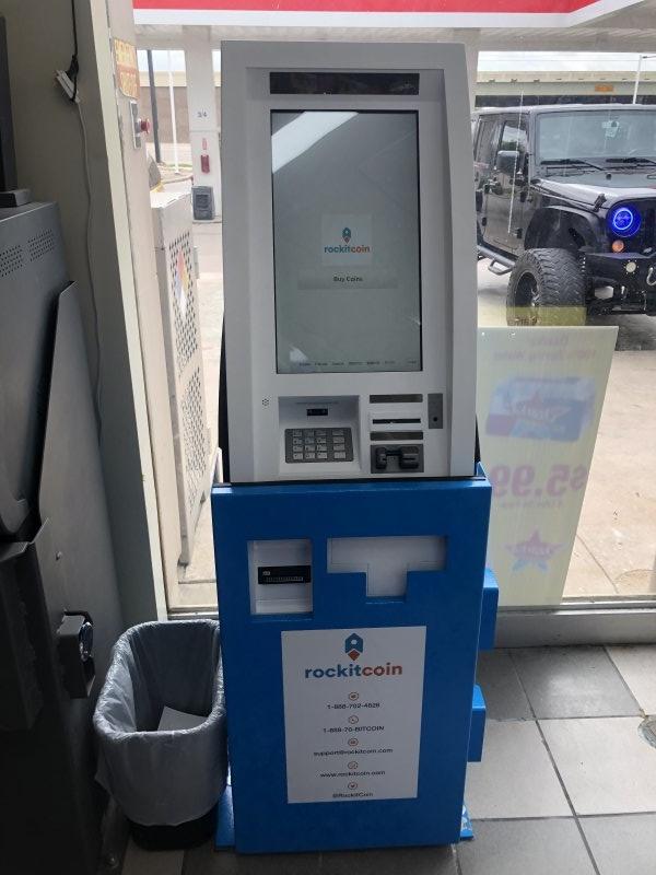 Bitcoin ATM in Houston - Star Stop
