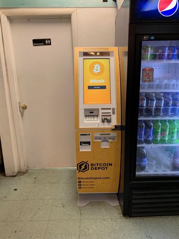 Bitcoin ATM in St. Petersburg FL - Stop & Shop Mart