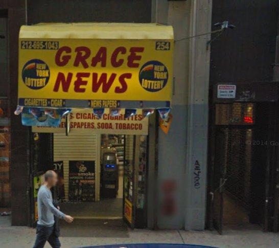 Bitcoin ATM in New York - Grace News