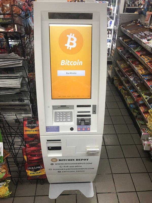 bitcoin atm san jose