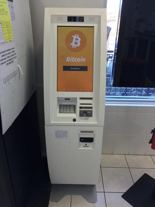 Bitcoin ATM in Falls Church - Surf N Suds Laundromat