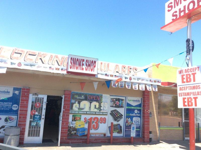 Nearest Chevron Gas Station >> Bitcoin ATM in Phoenix - D'S Market