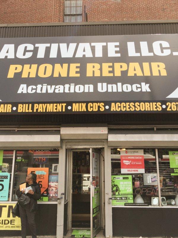 Bitcoin ATM in Philadelphia - Activate LLC
