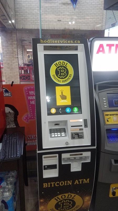 The Bitcoin Machine | Toronto & Southern Ontario Bitcoin ATMs