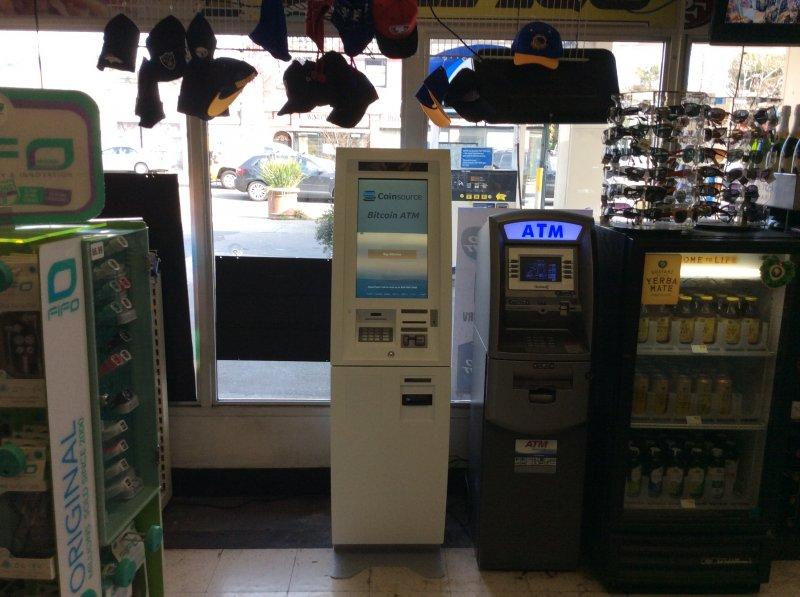 Bitcoin ATM in Oakland - ARCO Gas