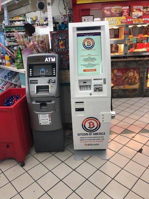 Coin Cloud Bitcoin ATM