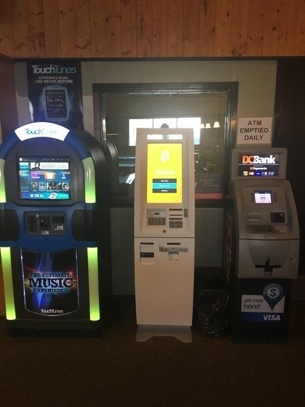 Bitcoin ATM in Winnipeg - Alfie's Restaurant & Billiards