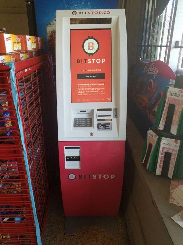 Bitcoin ATM in Jacksonville - Stockton Food Mart