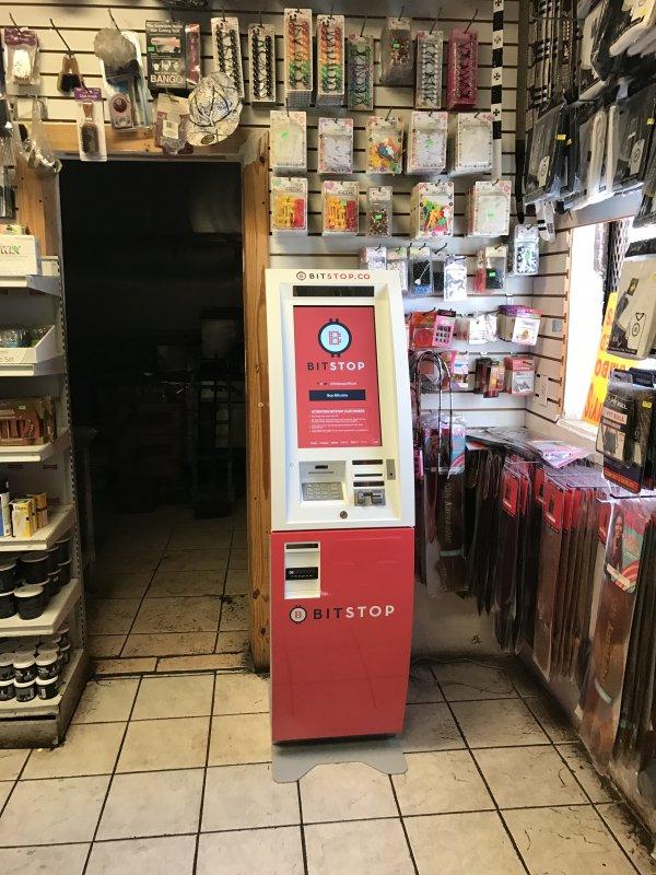 Bitcoin ATM in St. Petersburg FL - STP Food Mart