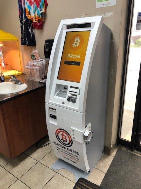 National Bitcoin ATM - Kansas City, KS