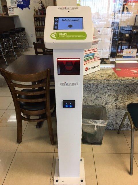 Bitcoin ATM in Hollywood FL - Dollar Money Station