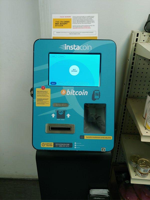 bitcoin winnipeg