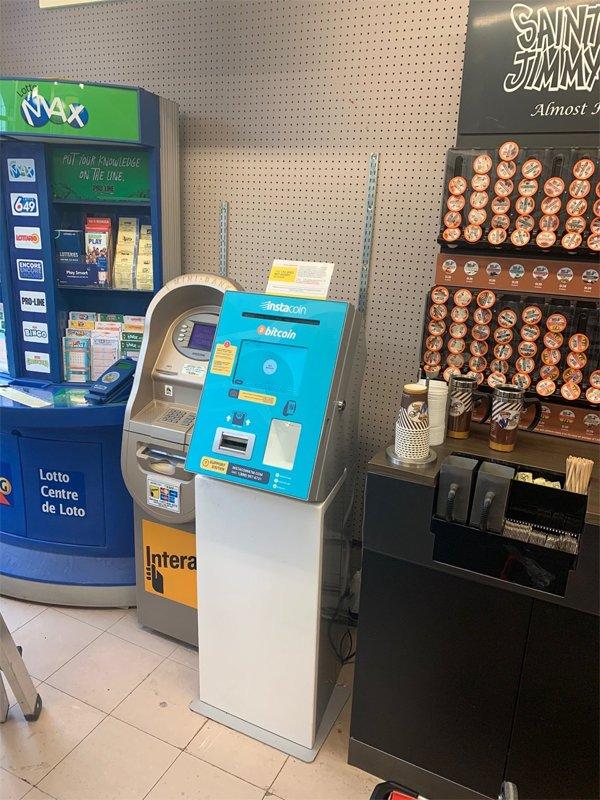 Bitcoin ATM in Peterborough - Daisy Mart