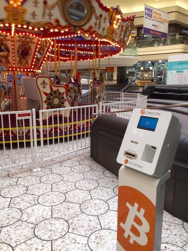 Nearest Cheapest Gas Station >> Bitcoin ATM in Richmond, California, US - Hilltop Mall