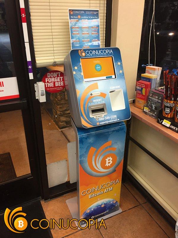 Bitcoin ATM in Sacramento - Stop 'N Save Liquor