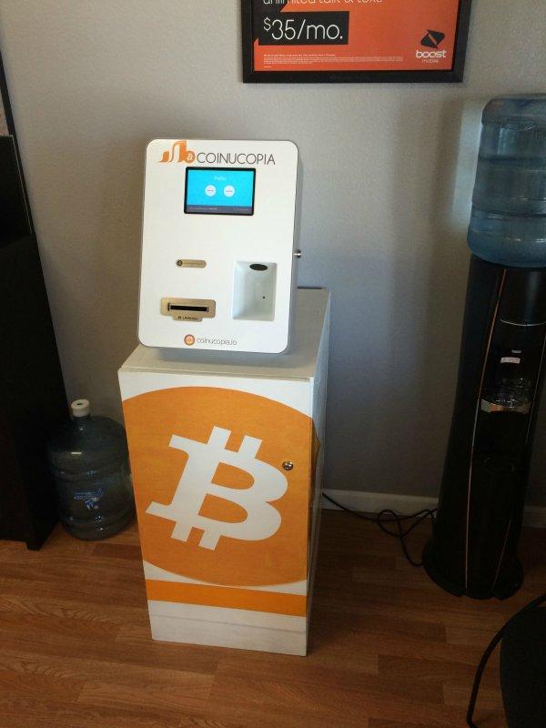 Bitcoin ATM in Sacramento - Boost Mobile