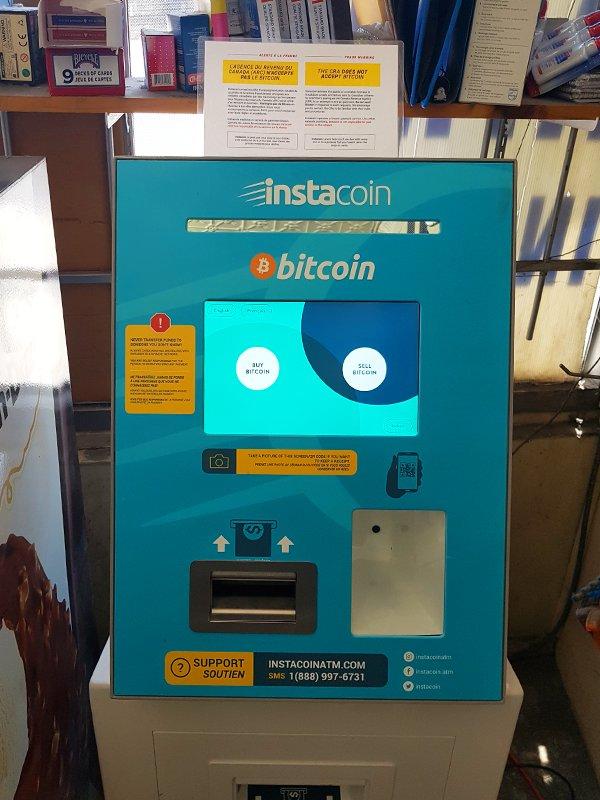 bitcoin machine belváros toronto