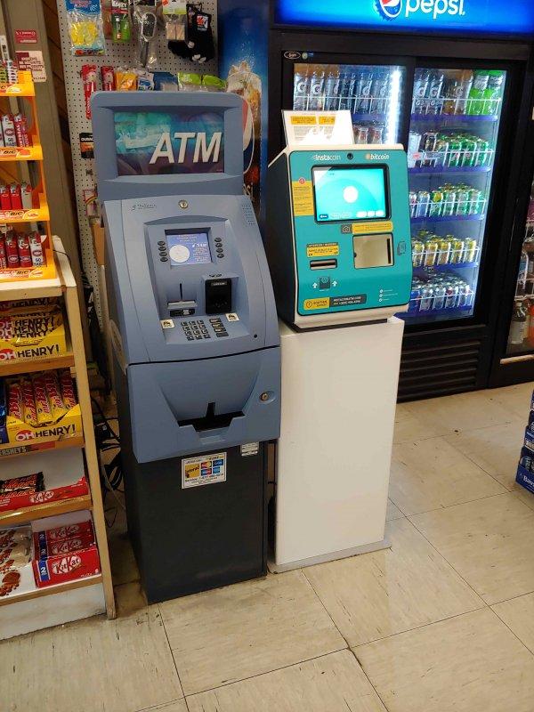 bitcoin machine montreal