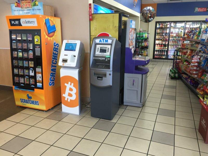 Bitcoin atm sacramento