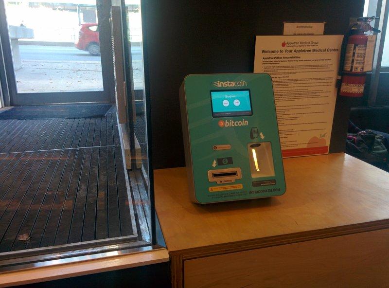 Bitcoin atm in toronto metropolitan pharmacy bitcoin atm machine in toronto at metropolitan pharmacy ccuart Choice Image