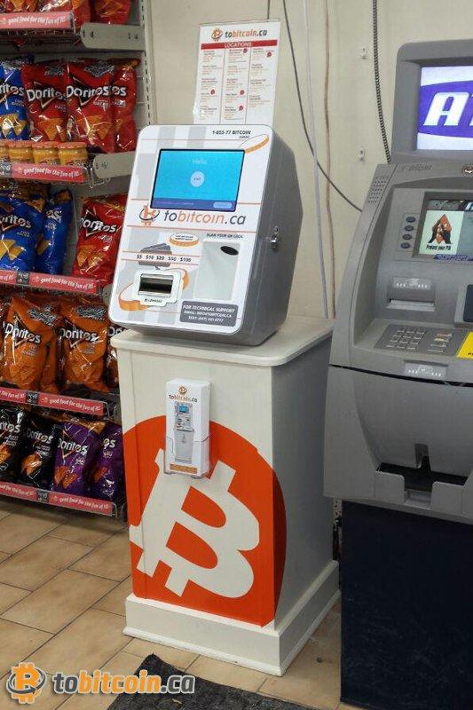Bitcoin atm near london ontario