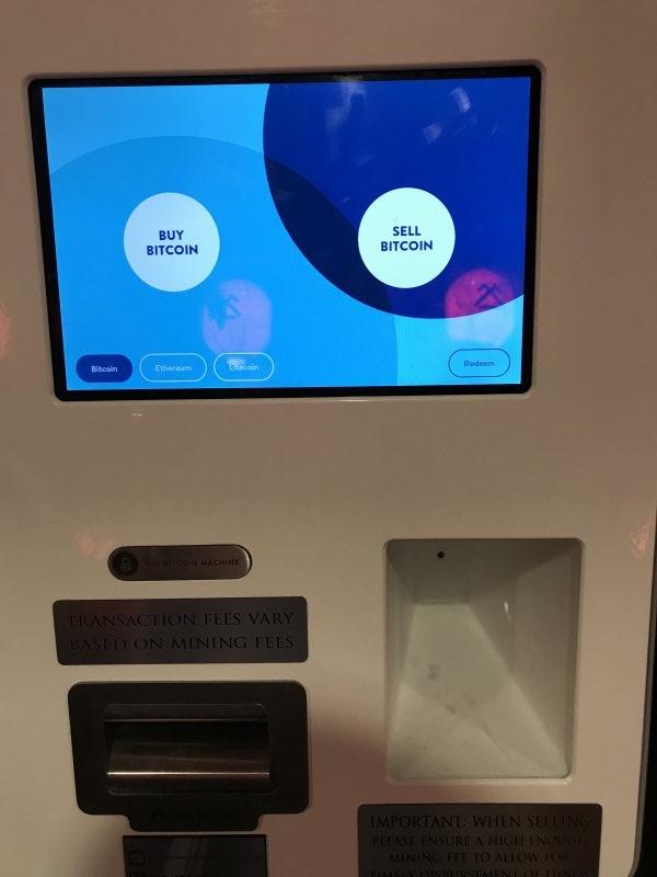 Bitcoin ATM in Honolulu - Shirokiya Japan Village Walk