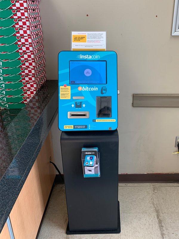 bitcoin atm regina