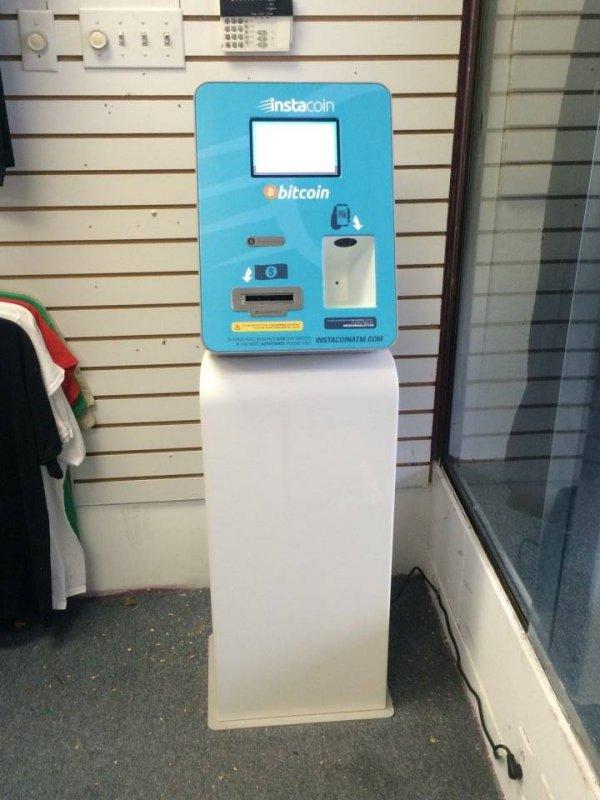 Bitcoin ATM in Lachine - Etshirt