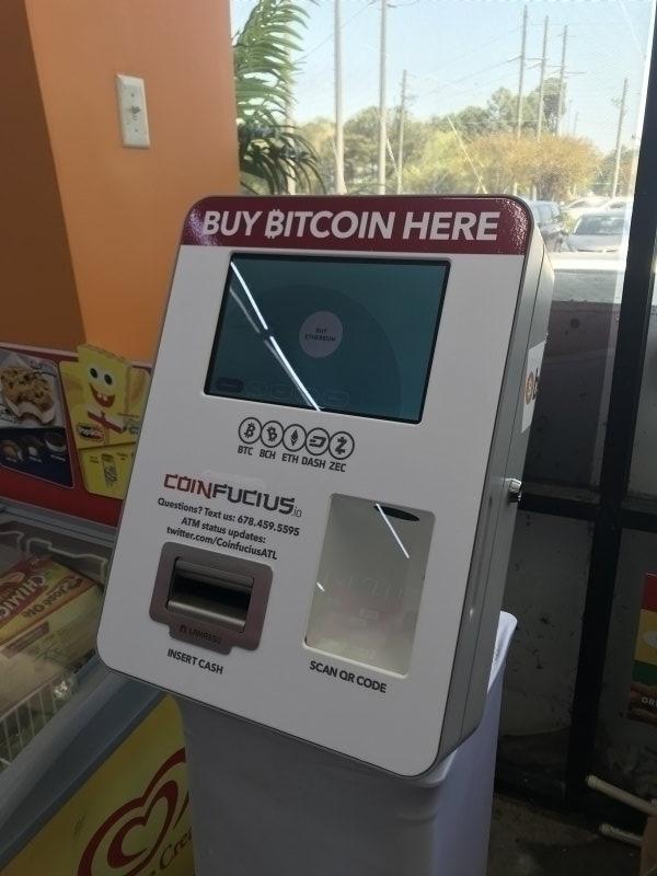 Nearest Chevron Gas Station >> Bitcoin ATM in Marietta - 3 Brothers Food Mart