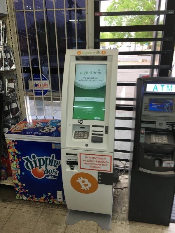 Bitcoin Atsargų Dalis, Viduje lenktynes paleisti pirmąjį JAV Bitcoin bankomatą | iaeregionas.lt
