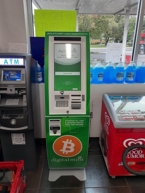 bitcoin digital mint bitcoin