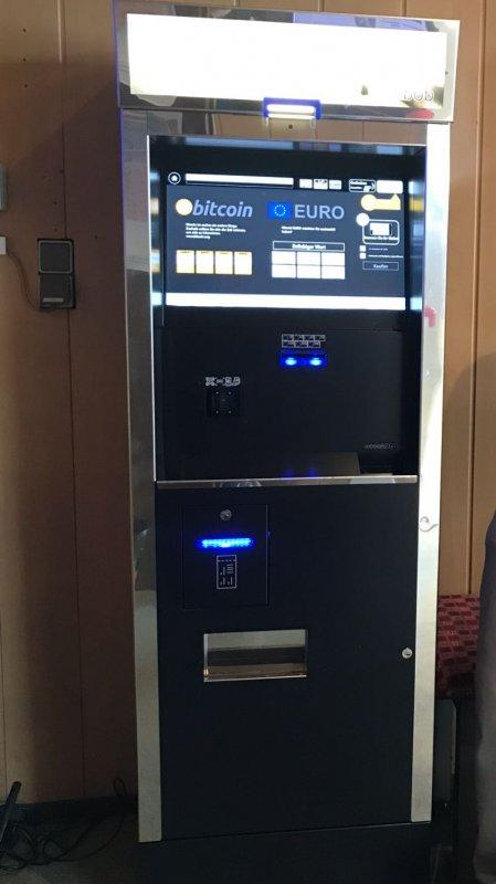 949ce5c77d Orderbob ATM bitcoin ATM at Shell Station in Dornbirn Lustenauerstrasse 86  ...
