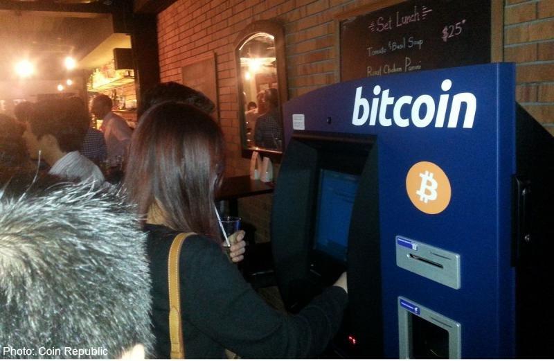 Bitcoin ATM In Singapore Bartini Kitchen