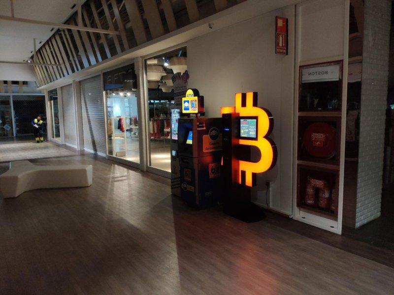 Bitcoin Atm In Dos Hermanas Sevilla Factory