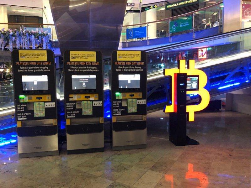 atm bitcoin bucuresti