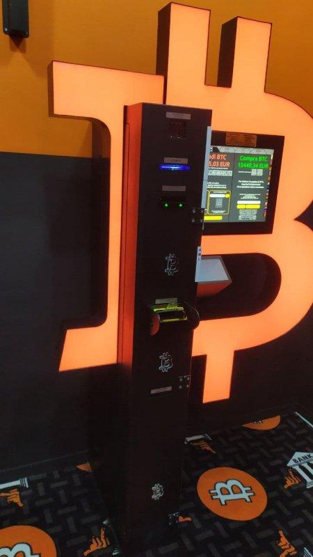 bitcoin commerciale attivo
