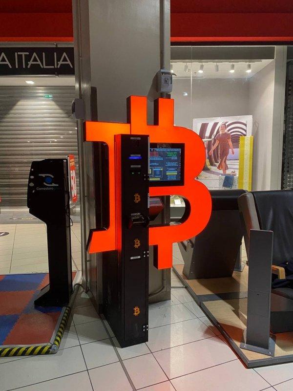 bitcoin atm la