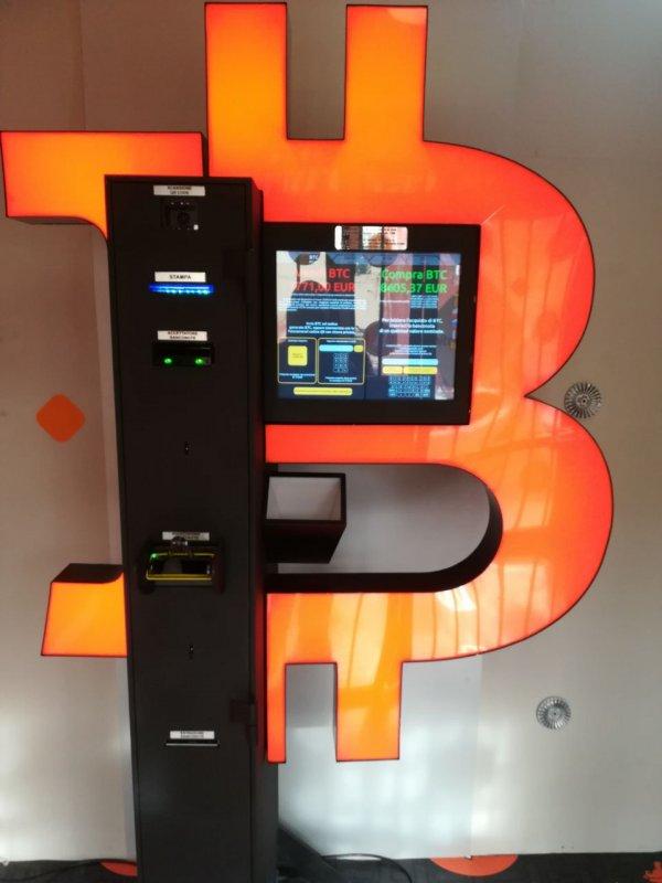 Come utilizzare un ATM Bitcoin