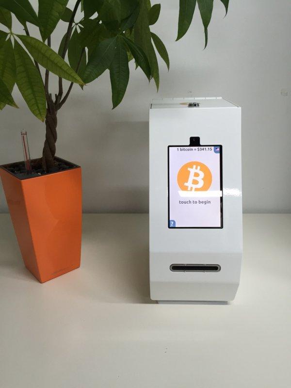 Bitcoin ATM Machine In Miami