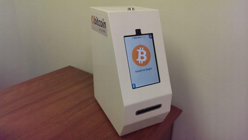 Bitcoin ATM In Mentor