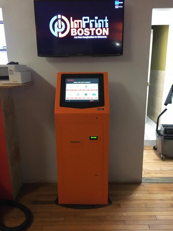 bitcoin boston