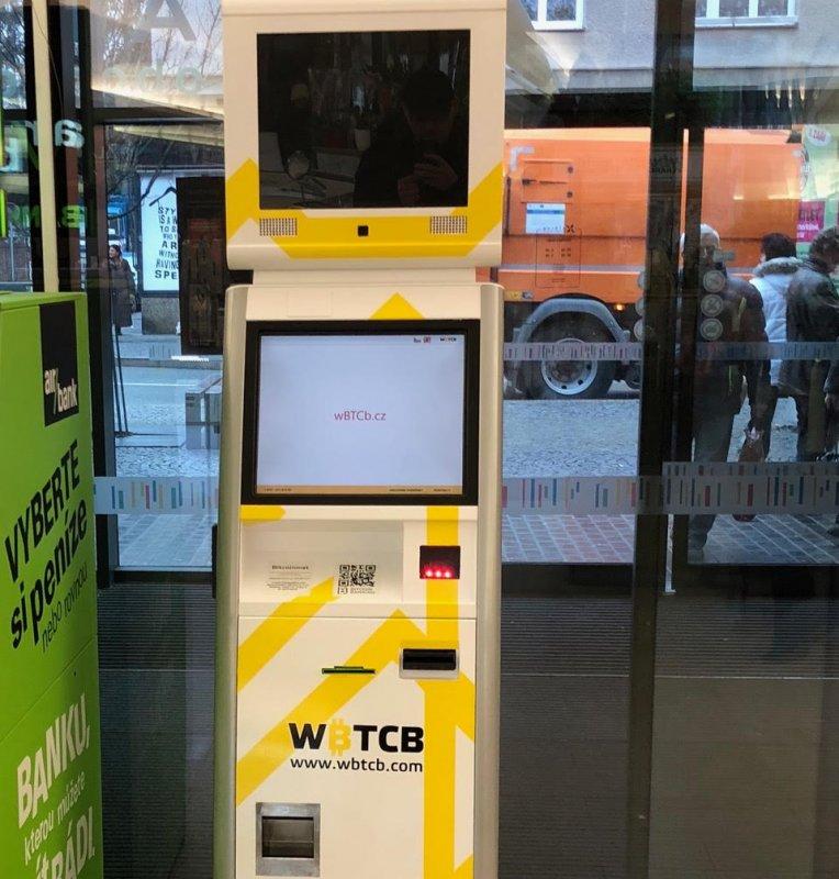 Bytes bitcoin kiosks installed